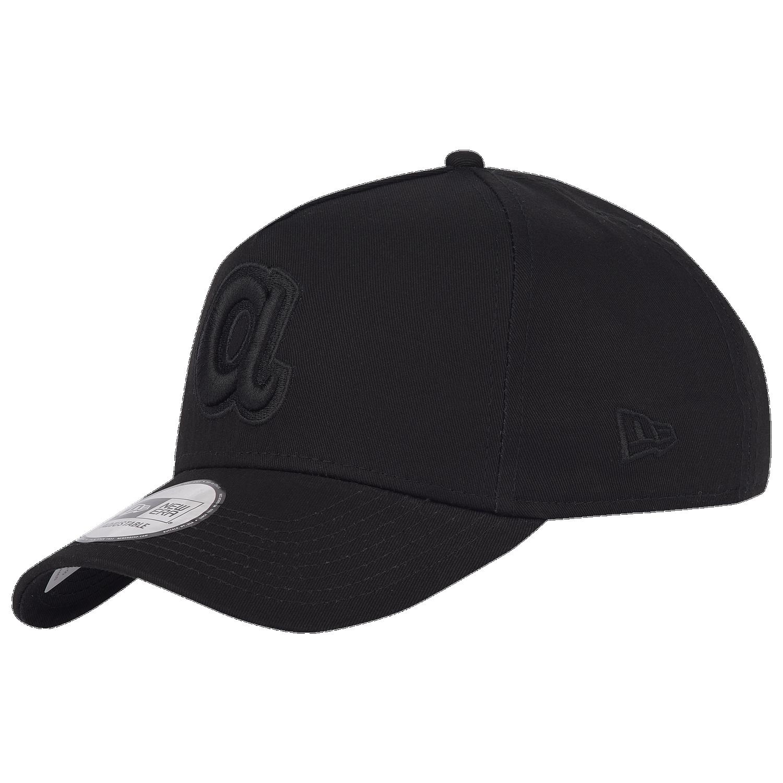 New Era MLB 9Forty A Frame Cap - Men\'s - Accessories - Atlanta ...