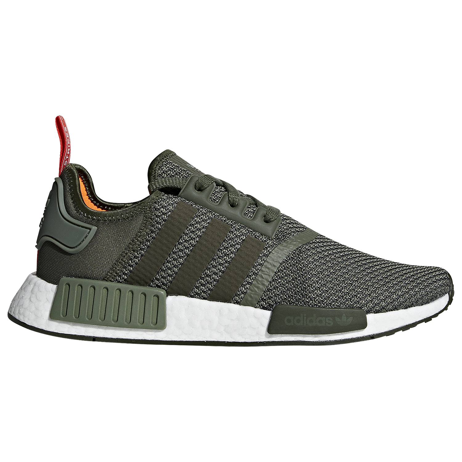 4fd32fb2800675 purchase green grey mens adidas nmd runner shoes 2ff2f 3274a