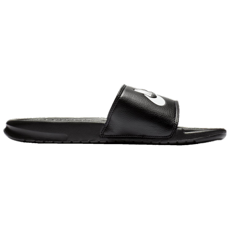 newest collection c2d63 1fe33 amazon nike tanjun sandal black white black e6a9e 62702  closeout nike  benassi jdi slide mens b0784 ca2f8