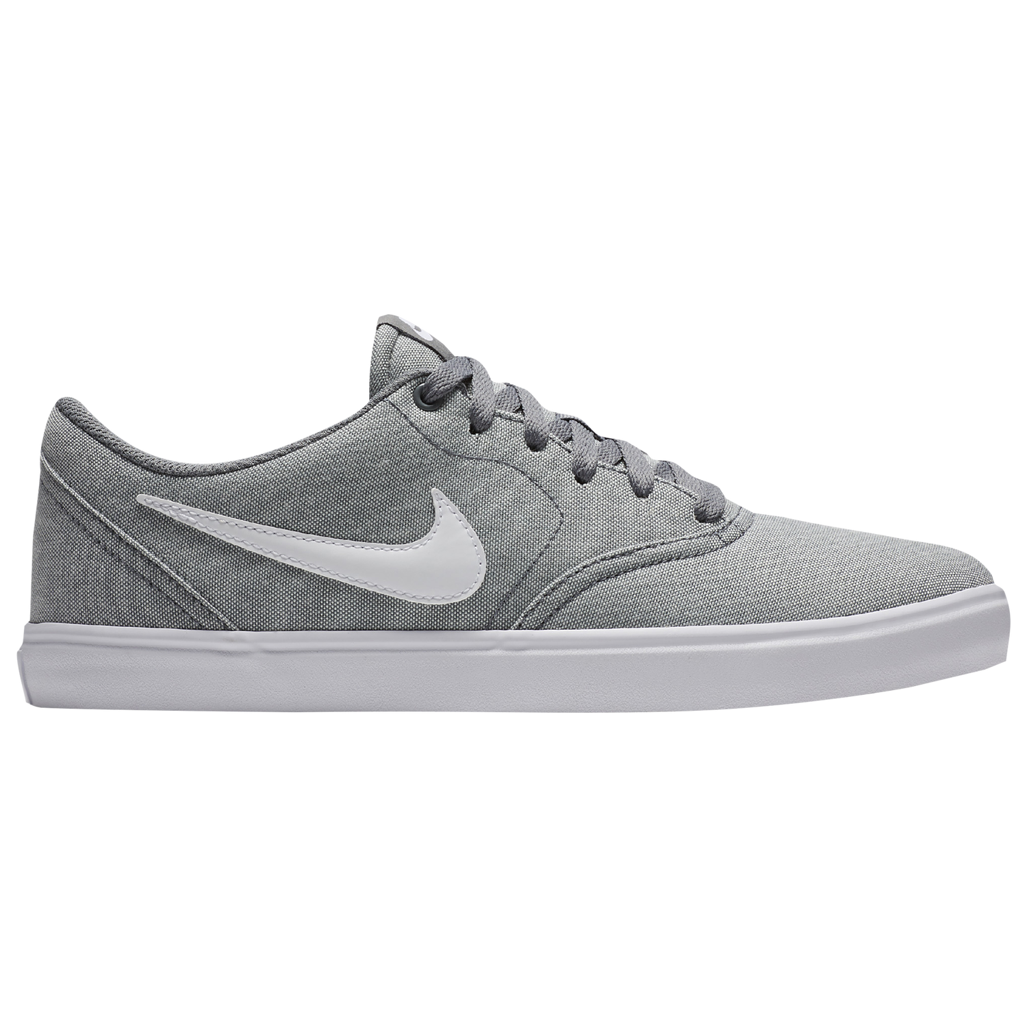Wednesday Sale Nike SB Check Solar Mens Casual Shoes Midnight NavyWhite