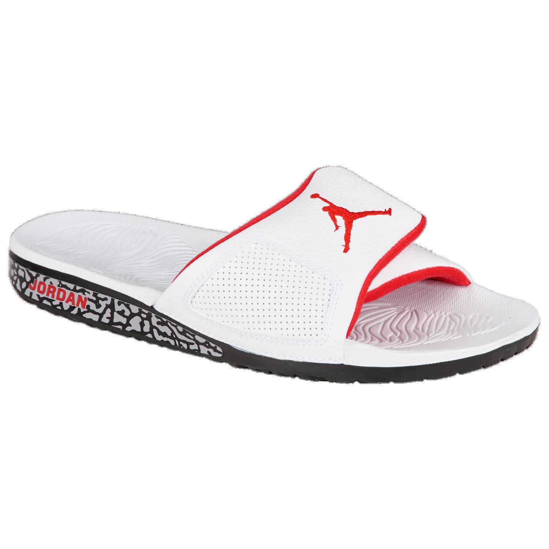 Sweet Jordan Retro 2 Hydro Men's Shoes White/Gym Red/Black Width D Medium