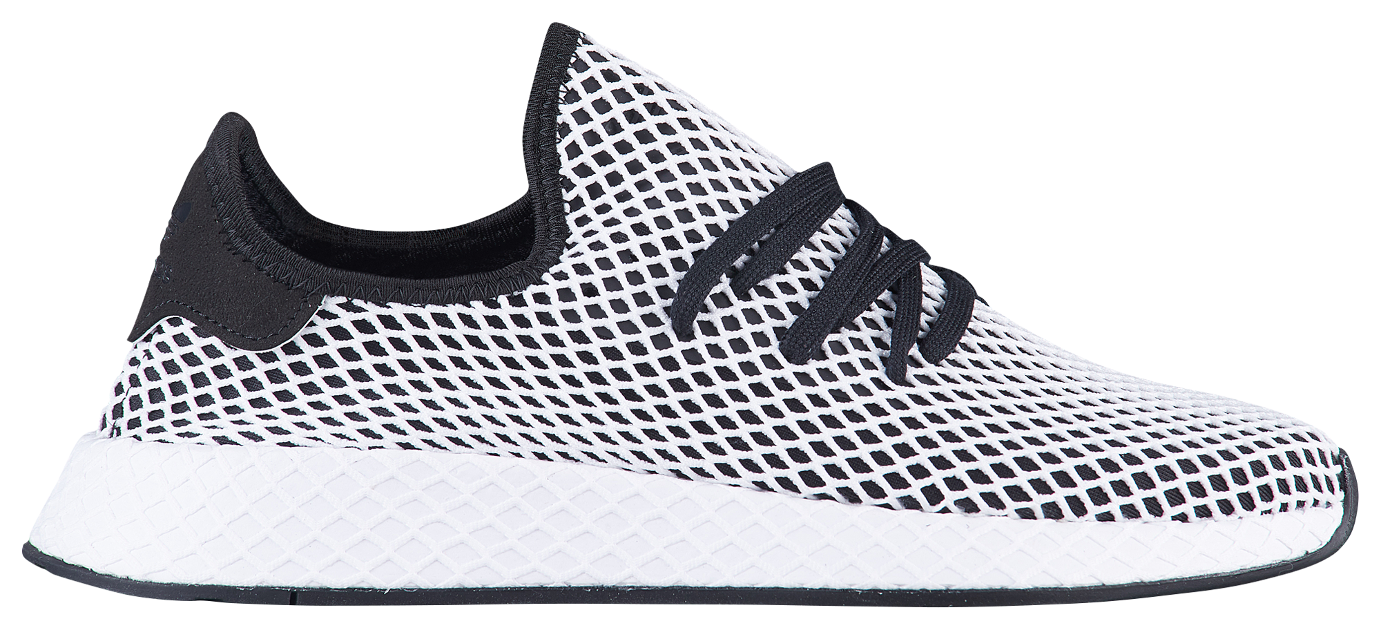 Black and white Deerupt Runner sneaker adidas Originals