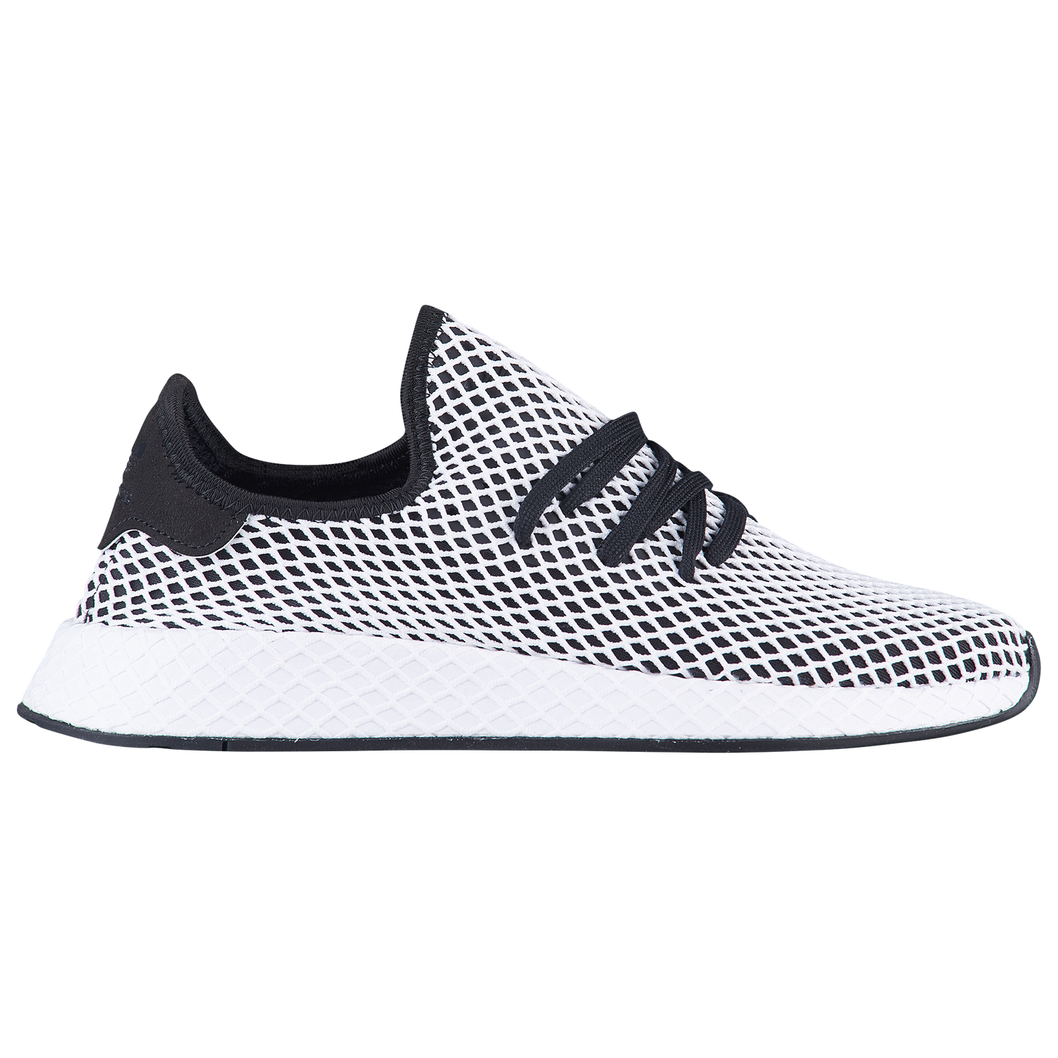 Prices Online Black and white Deerupt Runner sneaker adidas Originals Buy Cheap Visa Payment Official Cheap Online Low Shipping Fee Sale Online 3aiHupQjji