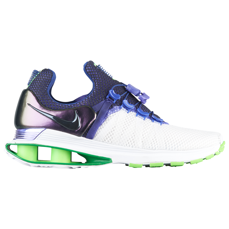 cheap for discount e898d 681f8 discount code for white pink glow metallic silver womens nike shox current  running shoes 639657 ce59b 9ab82  denmark nike shox gravity womens 0a13c  9ccf3
