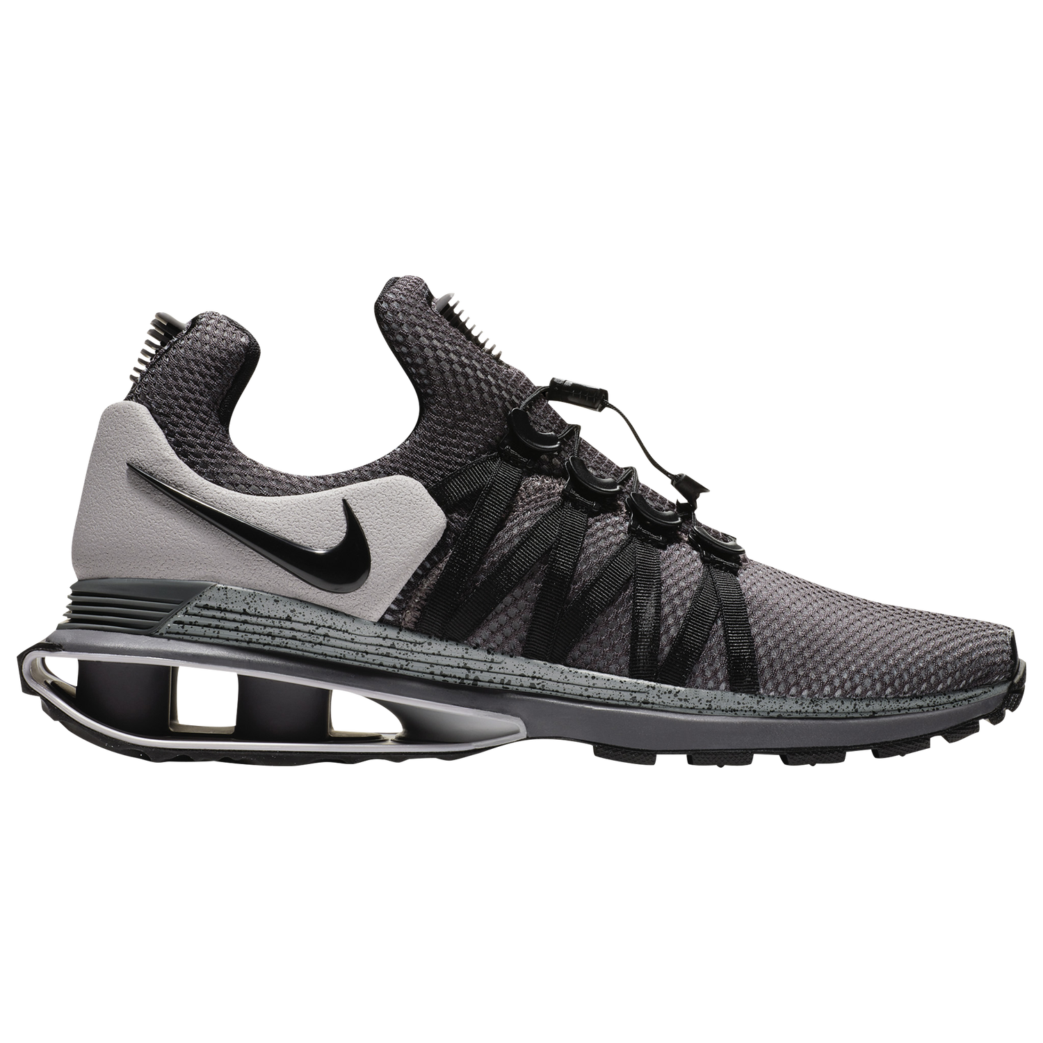 Nike Shox Gravity - Men's Atmosphere Grey/Black/Thunder Grey R1999011