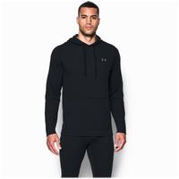 under armour zip up hoodie mens. under armour waffle hoodie - men\u0027s all black / zip up mens