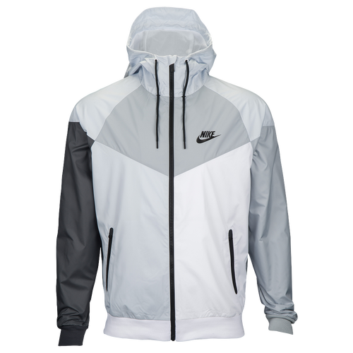 b0852b05eaca Nike Windrunner GX2 Mens Casual Clothing Shades Of Grey 70%OFF ...