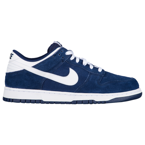 77ec7f10eeb6e ... Nike Dunk Low - Mens - Casual - Shoes - Binary BlueWhite ...