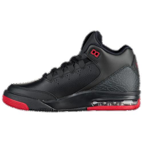 reputable site 86c34 2ce32 ... jordan flight origin 2 boys grade school basketball shoes black