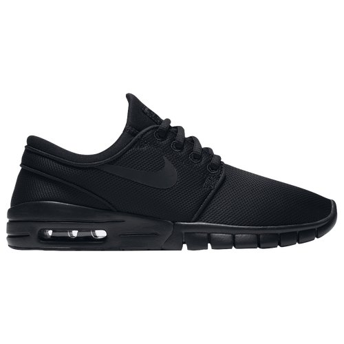 lowest price 6542a 15472 purchase nike sb at mid valley 7c14f 6b2fe  get nike sb stefan janoski max  boys grade school all black black d68de 04a6a
