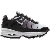 Nike Air Max Plus - Boys' Preschool - Black / White