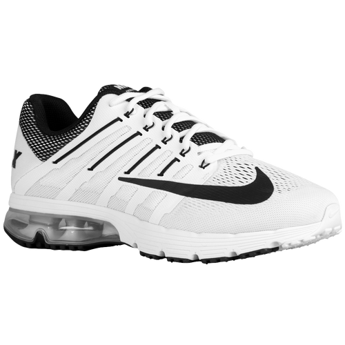 Nike Air Max Excellerate 4 - Men's - Running - Shoes - White/Pure Platinum/ Black