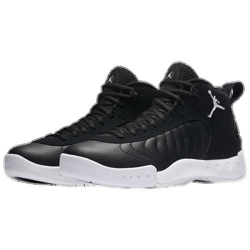 black jordan basketball shoes