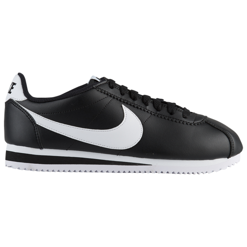 Nike Classic Cortez  B  Medium Casual Shoes  Black 87864LTC