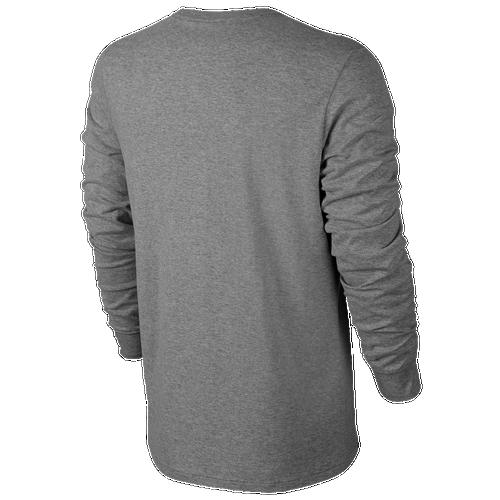 Nike Futura Icon Long Sleeve T-Shirt - Men's - Casual - Clothing ...