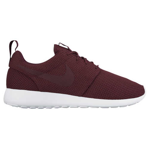 new style fe550 51f16 ... best price nike roshe one mens casual shoes night maroon white night  maroon 61b77 d2bf5