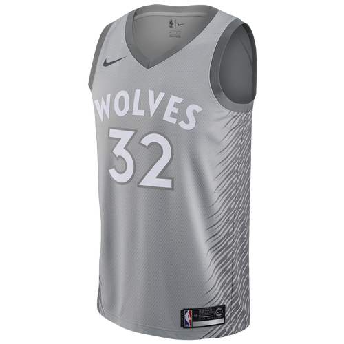 69cf55c1b Nike NBA City Edition Swingman Jersey - Men s - Clothing - Minnesota  Timberwolves - Towns