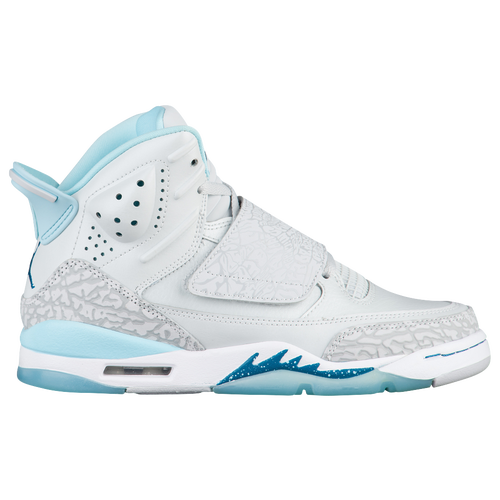 Jordan Son Of Mars - Girls  Grade School - Basketball - Shoes - Pure  Platinum ... 496579fef