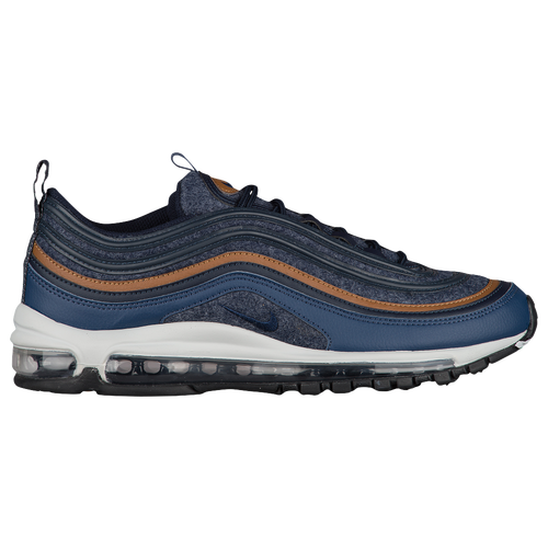 Nike Air Max 97  Menu0027s  Running  Shoes  Thunder Blue/Dark