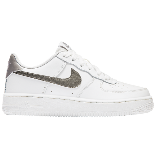 nike air force 1 low girls 39 preschool casual shoes. Black Bedroom Furniture Sets. Home Design Ideas