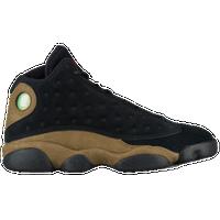 Jordan Retro 13 Men S Black Olive Green