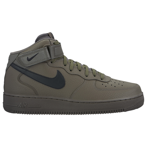 Nike Air Force 1 Mid - Men's - Casual - Shoes - Ridgerock/Black/Ridgerock