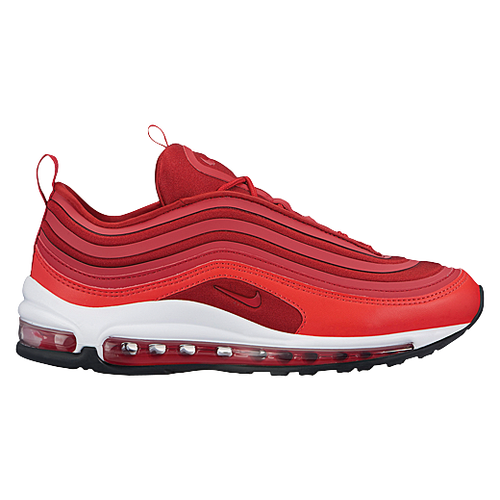red nike air max womens
