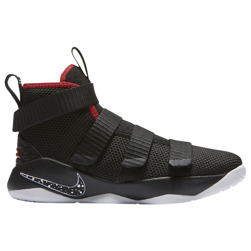 Nike LeBron Soldier XI Boys' Preschool Basketball Shoes