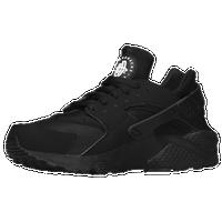 Nike Air Huarache - Men's - Grey / Black