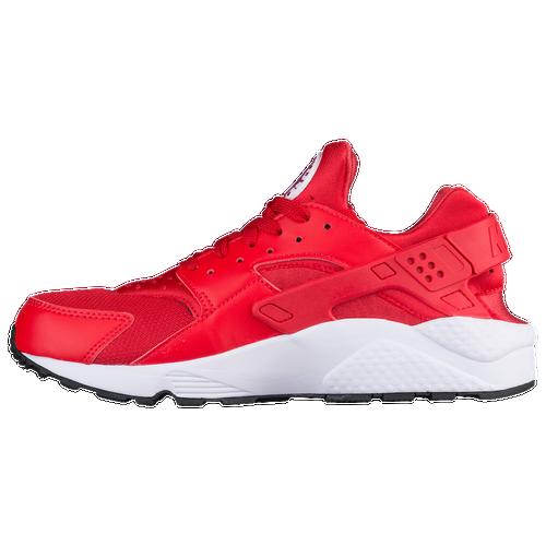 Nike Shoes Huarache Red Mens