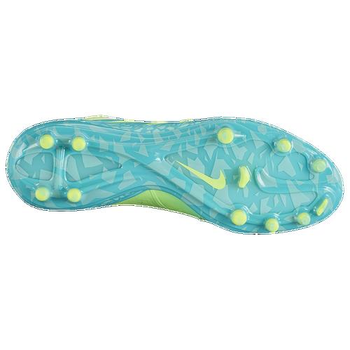 Nike Hypervenom Phantom 2 FG Womens Soccer Shoes Rage Green White Ghost  Green  a7e2896b5