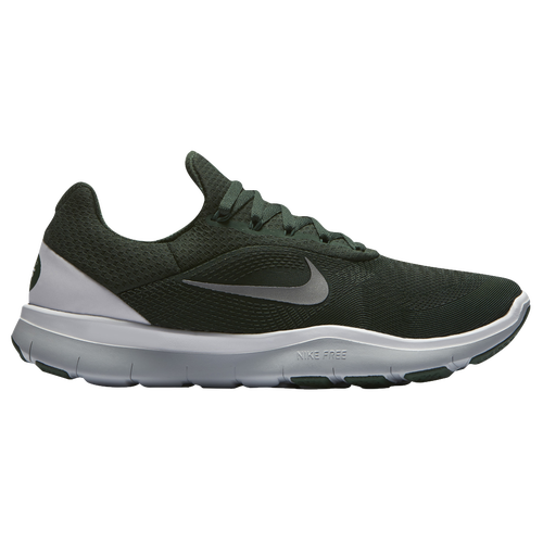 brand new 7d303 a83e0 Nike Free Trainer V7 - Men's - Training - Shoes - New York Jets -  Green/Chrome/White/Pure Platinum
