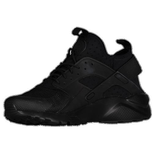 e5fd2bd8ce80cc ... closeout nike air huarache run ultra mens casual shoes black black black  ff747 f581f