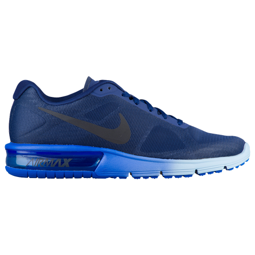 15037aea ... get nike air max sequent mens running shoes loyal blue hyper cobalt  bluecap dark obsidian c598c