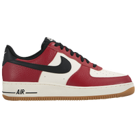 Nike Air Force 1 Low - Men's - Red / White