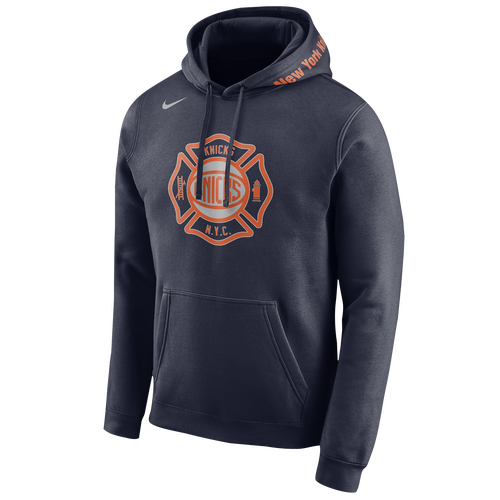 nike nba city edition club logo hoodie men 39 s clothing. Black Bedroom Furniture Sets. Home Design Ideas