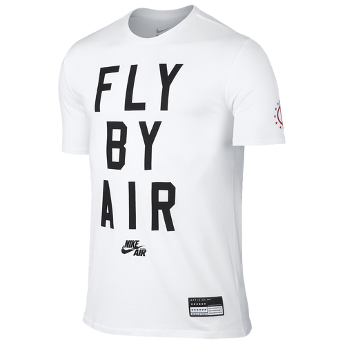 f4138ef943 new Nike Air Fly By TShirt Mens Casual Clothing White White - cculb.coop