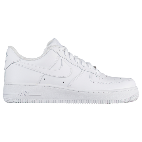 competitive price 80157 95511 Nike Air Force 1 07 LE Low Womens Basketball Shoes White White free shipping