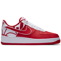 air force 1 red