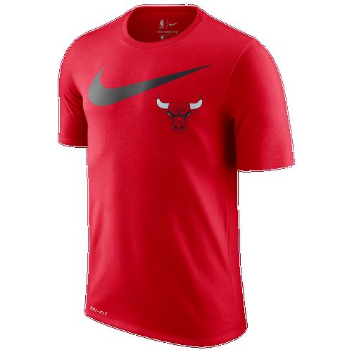 nike nba swoosh team logo t shirt men 39 s clothing. Black Bedroom Furniture Sets. Home Design Ideas