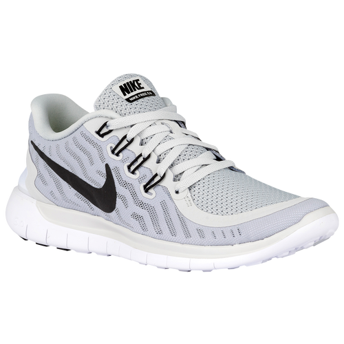 online retailer 6305e 4b60d Nike Free 5.0 2015 Womens Running Shoes Pure Platinum Wolf Grey Cool Grey Black  lovely