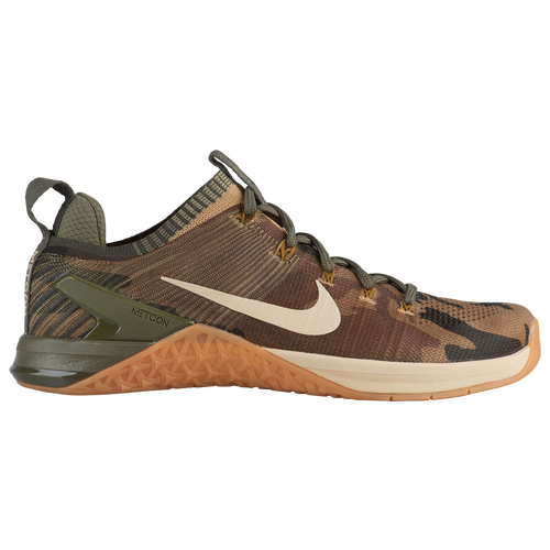 reputable site c98cf 4d5e6 Nike Metcon DSX Flyknit 2 - Men s - Strength Weight Training - Shoes -  Olive Canvas Neutral Olive Gum Medium Brown