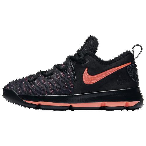 brand new b6ab9 8efc3 ... Nike KD 9 - Boys Preschool - Basketball - Shoes - Durant, Kevin -  BlackHot ...