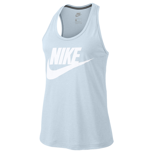 Nike Essential Tank - Women's Casual - Glacier Blue 31731411