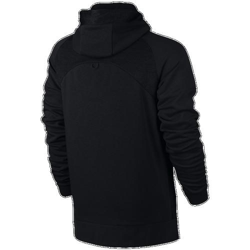 new product best sell pretty cool Nike Basketball Air Hybrid Full Zip Hoodie - Men's