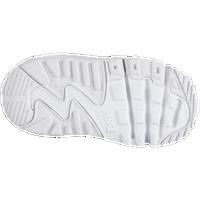 50c4795e9bf nike air max toddler girls white silver and pink Jordan ...