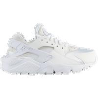 white nike huarache shoes
