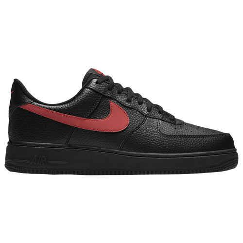 Nike Air Force 1 Low Black White Red