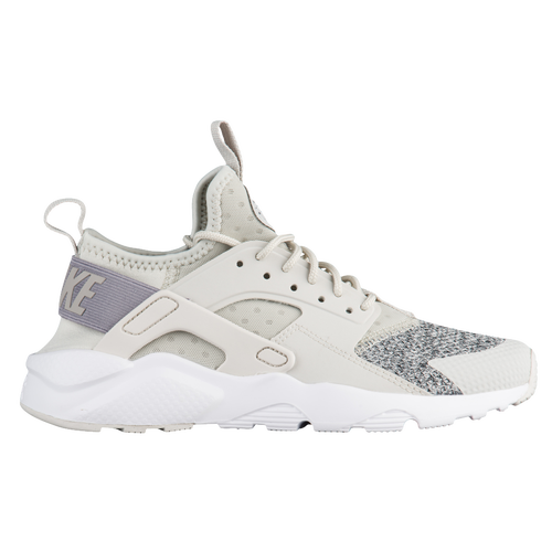 e24fb2b85d740 ... clearance nike huarache run ultra boys grade school casual shoes light  bone cobblestone cool grey black