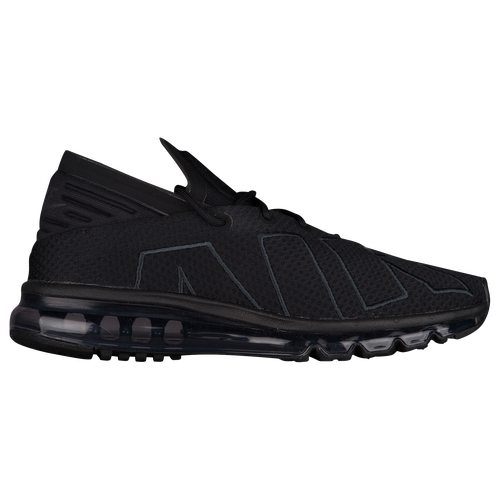 nike air max flair zwart
